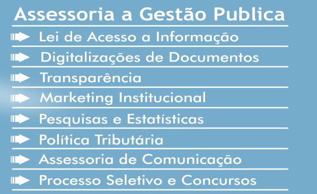 Assessoria e Consultoria em Gestão